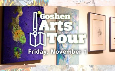Goshen Arts Tour Cover