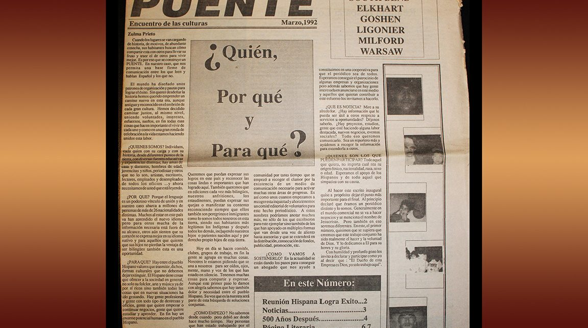 El Puente First Issue