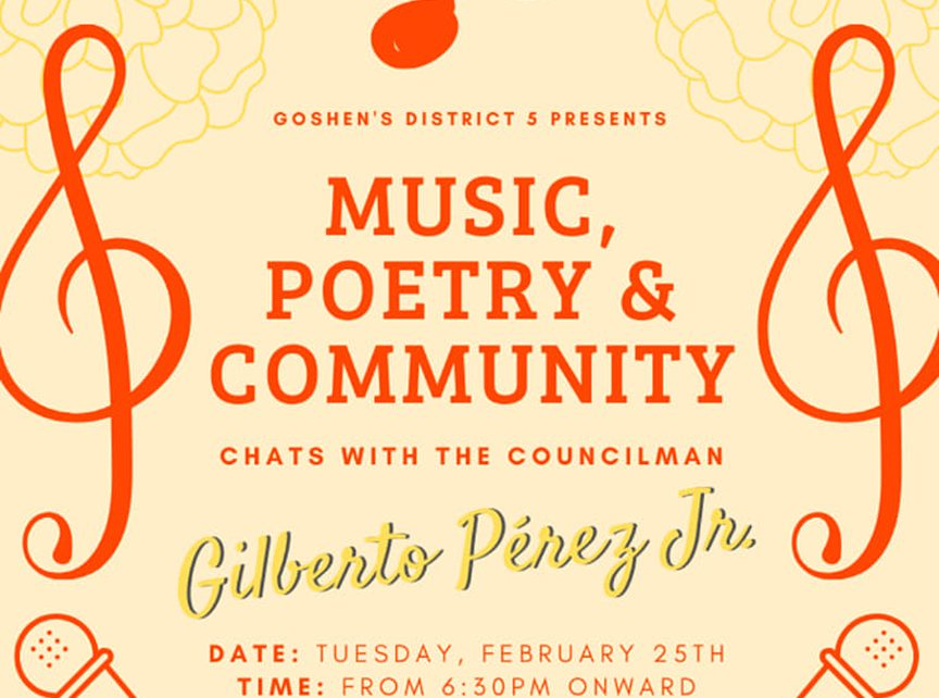 Music Poetry Community