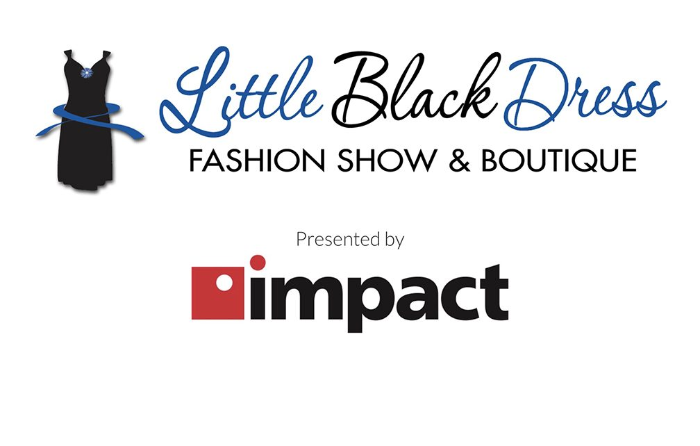Goodwill Little Black Dress Fashion Show