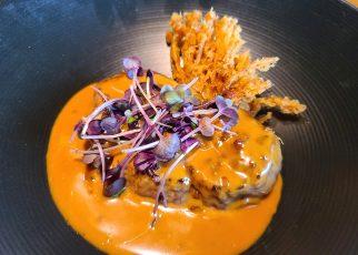 Filet Mignon con Salsa de Pimienta Sichuan