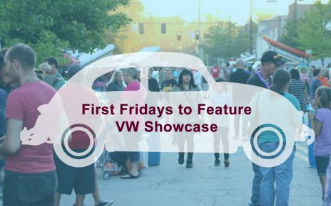 First Fridays to Feature VW Showcase