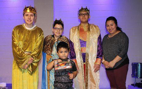 Fiesta de Reyes Magos en Goshen, Indiana