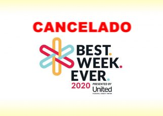 Se cancela Best. Week. Ever. por incremento de casos de COVID-19 en South Bend