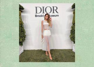 Bárbara Castellanos, top model revelación en el New York Fashion Week